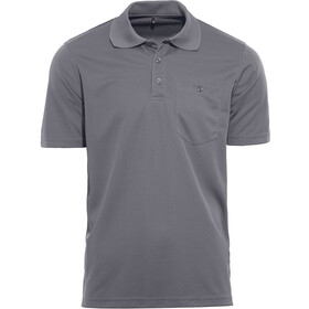 axant Alps Polo Agion Active Herren graphite